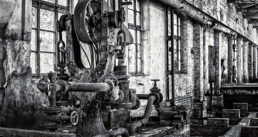 history of sheet metal fabrication